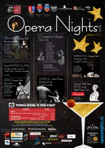 Afis Opera Nights 2015