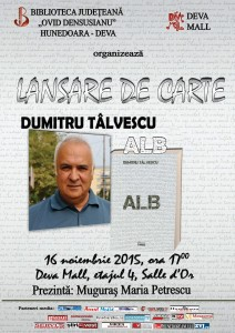 Afiș D. Tâlvescu