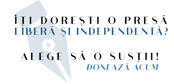 Îți dorești o presă liberă și independentă? Alege să o susții!